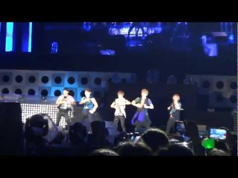 120626 EXPO Pop Stage  SHINee  Hello