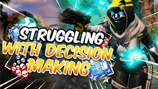 Fixing YOUR Apex Legends Biggest Weaknesses : Ep. 1 (Decision Making)