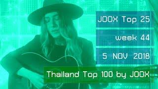 ฟังเพลง ดาวโหลดเพลง chart joox พฤศจิกายน 2561 ที่นี่ 2sh4sh com