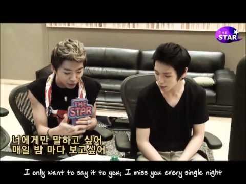 [The Star] B.A.P Bang Yong Guk- Mine (내꺼) MV {ENG SUB}
