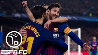 Barcelona beats Chelsea 3-0 to advance to Champions League quarterfinals | ESPN FC