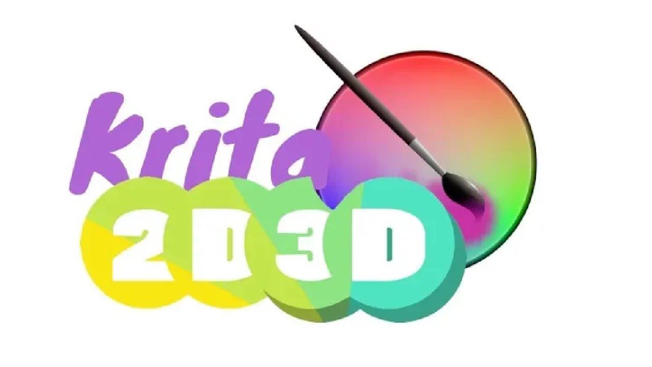 Krita: professioneel digitaal tekenen, schilderen, kliederen en kladderen.