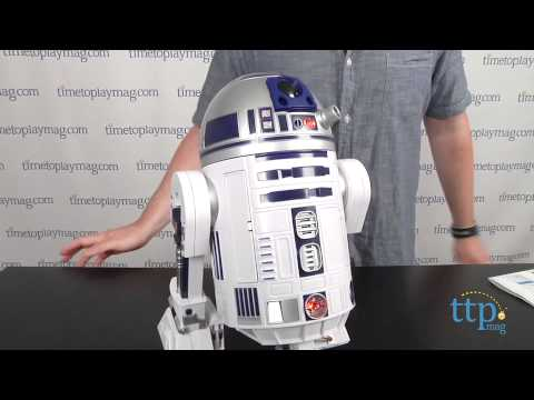 video Star Wars R2-D2 Interactive Droid
