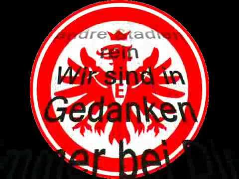 Eintracht Frankfurt Hymne Text