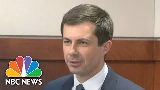 Pete Buttigieg On South Bend Shooting: 'We All Have To Be As Transparent As Possible' | NBC News