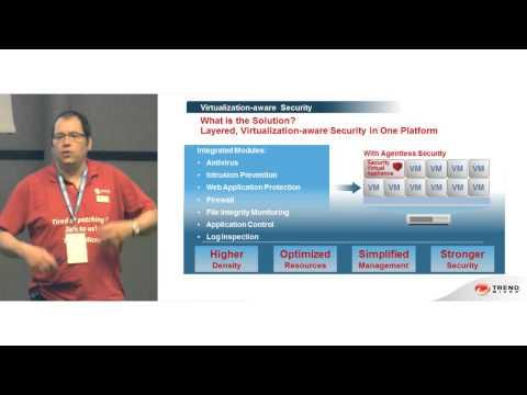 Vitualization Symposium 2013 - Peter Szendröi, Trend Micro