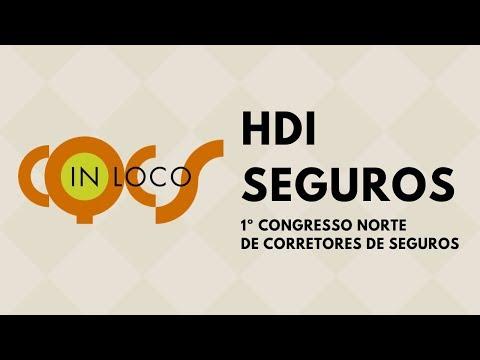 Imagem post: 1º Congresso Norte de Corretores de Seguros – HDI Seguros