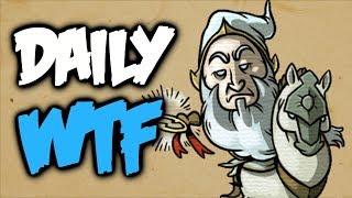 Dota 2 Daily WTF - Dovahkiin is back!