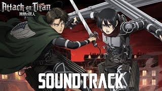 Attack on Titan S4 OST: Mikasa x Levi Ackerman Charge Theme (Levi vs Female Titan Theme & MORE)