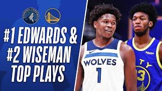 Edwards & Wiseman | Top 2️⃣ Picks Top Plays Of The Season 🔥