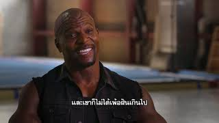 Deadpool 2 - Terry Crews Interview (ซับไทย)