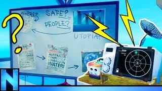 Uncovering The Secret Radio Transmission & Ending! - RAFT