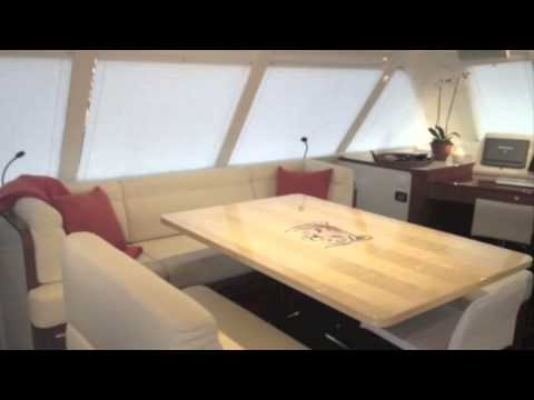 TIGER LILY - Crewed Catamaran Charter in the Caribbean