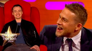 Charlie Hunnam's HILARIOUS Red Chair Story | The Graham Norton Show