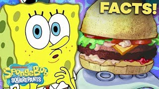 Everything You Need to Know About the KRABBY PATTY! 🍔 SpongeBob