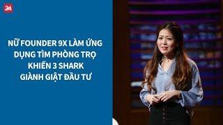 Shark Tank VN tập 13: Chê mô hình sẽ thất bại nhưng Shark Phú vẫn muốn rót tiền cho startup| VTV24