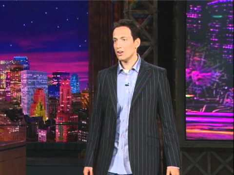 ELON GOLD - Standup Comedian Video - YouTube
