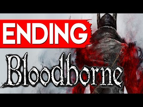 Bloodborne: ENDING How to Beat Gehrman The First Hunter
