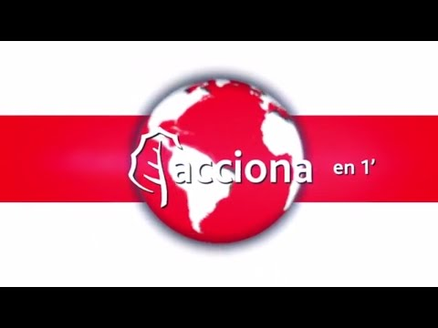 ACCIONA Vídeo resumen - Agosto 2016