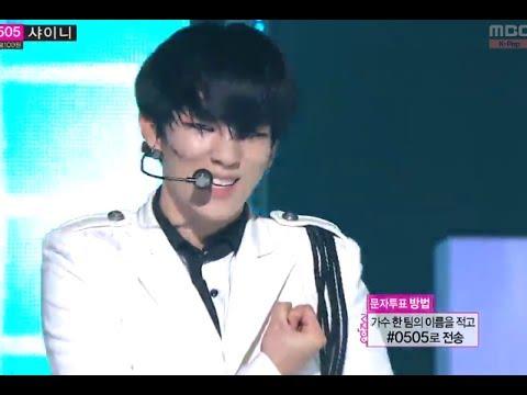 [HOT] SHINee - Everybody, 샤이니 - 에브리바디, 5th Mini [Everybody] Title, Show Music core 20131102