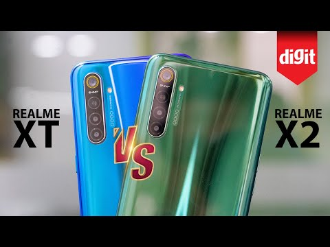 Tested! Realme X2 vs Realme XT: Does the Snapdragon 730G make much of a difference?