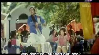 Karthik & Rambha in Adi Anarkali - Ullathai Allitha