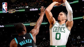 Full Game Recap: Hornets vs Celtics | Tatum & Brown Lead Celtics