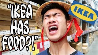 GOING TO IKEA FOR THE FIRST TIME EVER!!! | GING GING