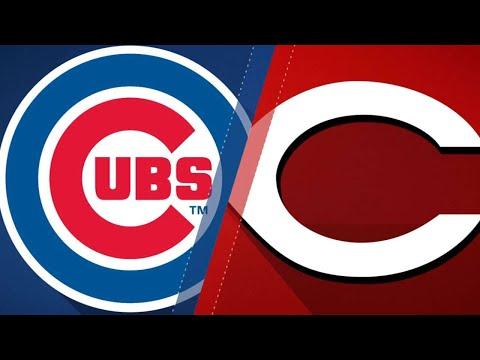 Cincinnati Reds vs Chicago Cubs