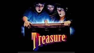 Treasure -1993 - TV Movie - Simple Goonies Style Misadventure
