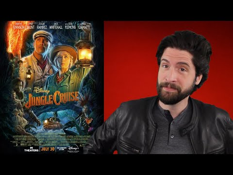 Jungle Cruise - Movie Review