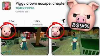 ROBLOX PIGGY FAKE APPS..