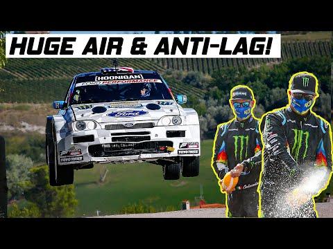 Ken Block: The World\'s Wildest Rally - Rally Legends