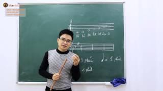 Dạy Sáo trúc - Bùi Công Thơm ( Sáo trúc Bùi Gia ) Bài 1