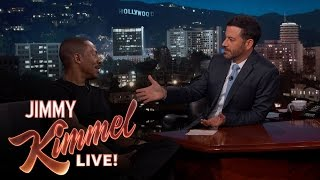 Eddie Murphy Does The Greatest Tracy Morgan Impression