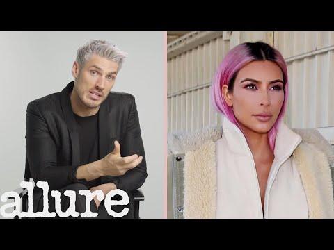 Kim Kardashian's Hairstylist Breaks Down Her Most Iconic Looks | Pretty Detailed | Allure