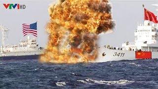 Hôm nay 19/10/2018 Mỹ - Trung Quốc chính thức gi,ao tra,nh ở Biển Đông Việt Nam ngư ông đắc lợi