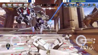 JJONAK POV: Overwatch League 2019 - NYXL vs Boston Uprising