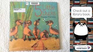 5 Little Ducks Read Aloud - Denise Fleming