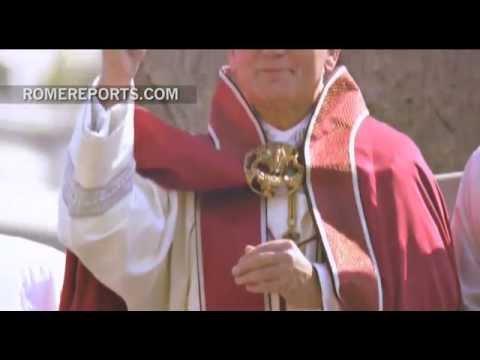 Rome Reports intervista Maurizio Riccardi sulla mostra dedicata a Giovanni Paolo II