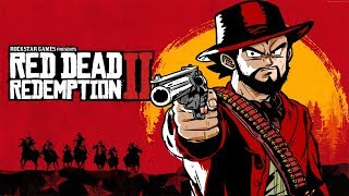 """Saiyan Outlaw"" Vegeta Plays Red Dead Redemption 2"