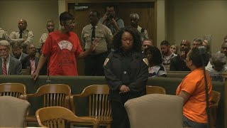 WEB EXTRA: Sherra Wright pleads guilty in Lorenzen Wright murder case - full court appearance