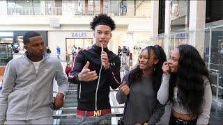 WHO'S LOOKS CUTER 👀 PUBLIC INTERVIEW FT...PACTOOFAMOUS, A1 VONTEE