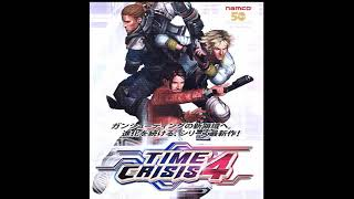 Time Crisis 4 Japanese Voice's (Rush, Conway, + More)