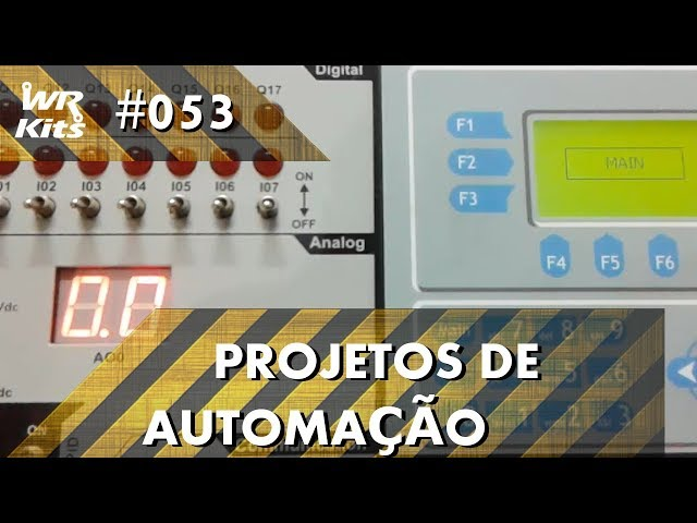 SENSOR DE PRESENÇA COM CLP ALTUS DUO | Projetos de Automação #053
