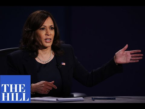 "GOP Senator David Perdue MOCKS Kamala Harris's name: ""Kamala-mala-mala"""