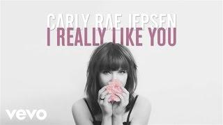 Carly Rae Jepsen - I Really Like You (Audio)