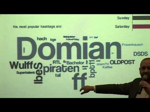 """Vortrag:  Jörg Blumtritt zu """"Was bedeutet Social TV für die Vermarktung?"""""""
