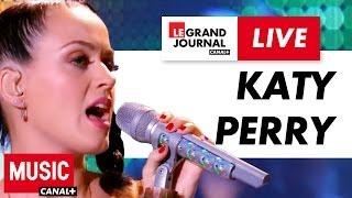 Katy Perry - Roar - Live du Grand Journal