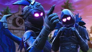 RAVEN'S NEW GIRLFRIEND! | A Fortnite Film (Raven and Ravage Love Story)